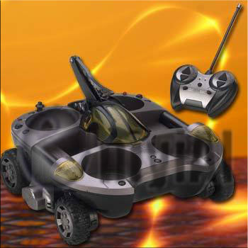 Suda-Karada Gidebilen 4x4 Tank