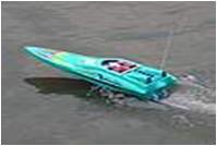 Uzaktan Kumandalı Sürat Teknesi 7000A