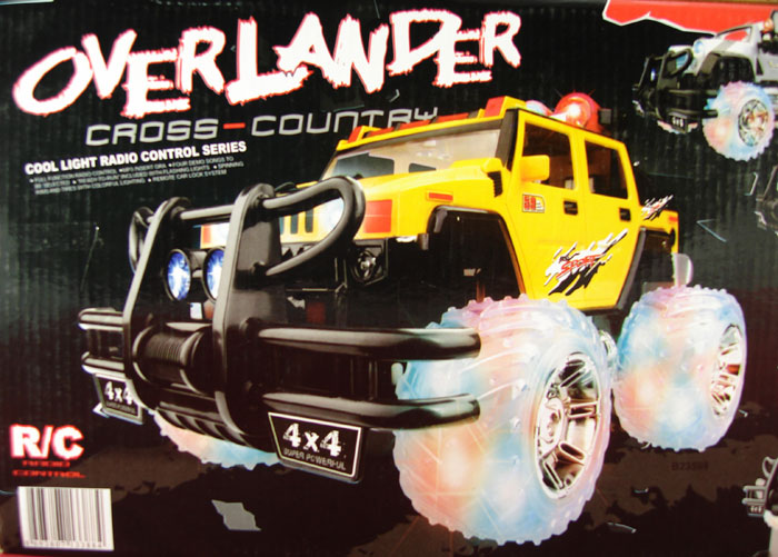 Cross Overlander 4X4 Jeep