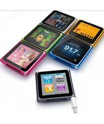 Apple iPod nano 8GB - Pembe 6.nesil